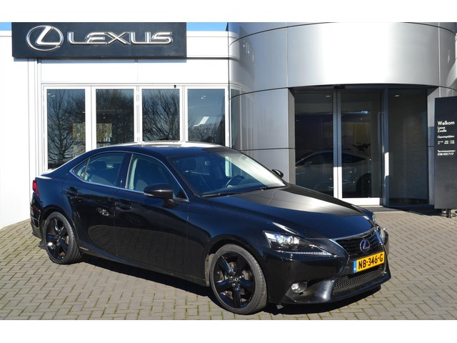 Lexus IS 300h Sport Edition, Led, Sunroof, Stoelverw, Camera