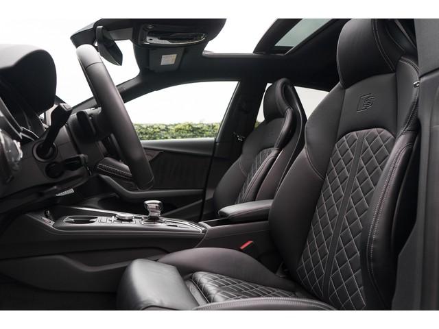 Audi S5 Sportback 3.0 TFSI Quattro   Luchtvering  Leder  MMI Touch Navigatie  Bang & Olufsen Sound System  Panoramadak   260kW (354PK)