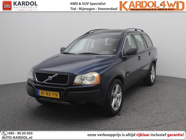Volvo XC90 2.9 T6 Exclusive 7-zits automaat | Rijklaarprijs | Youngtimer | Navi | TH | Cruise
