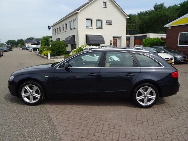 Audi A4 Avant 1.8 TFSI 170pk Bns Edit. Leer, Pano-Dak, Xenon, Led