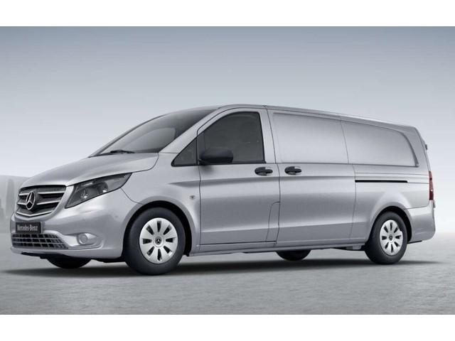 Mercedes-Benz Vito 114 CDI | Extra Lang | Navigatie | Airconditioning | Automaat | Parkeersensoren | Achteruitrijcamera | All in-Prijs