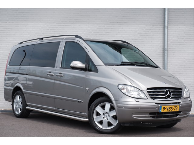 Mercedes-Benz Vito 120 CDI Aut Lang DC luxe V6, Xenon, Zeer nette staat