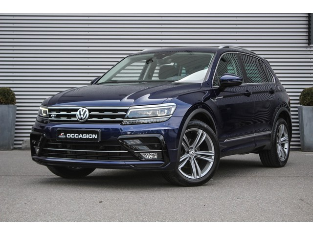 Volkswagen Tiguan Highline R Line 1.4 TSI ACT 150pk DSG Automaat LED Plus Adaptive cruisecontrol Active info display Stoelverwarming