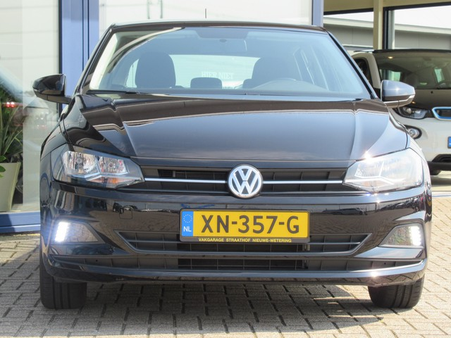 Volkswagen Polo 1.0 TSI App-Connect   Airconditioning   Cruise control   Bluetooth