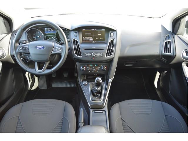 Ford Focus Titanium EcoBoost 125pk