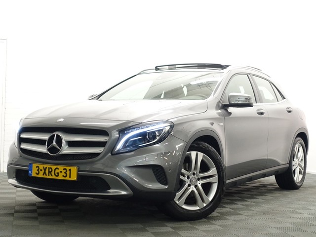 Mercedes-Benz GLA-Klasse 200 AMG Edition Automaat- Panoramdak , Leer, Navi, Xenon