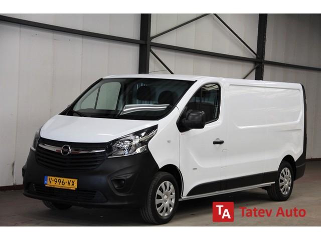 Opel Vivaro 1.6 CDTI L2H1 LANG AIRCO CRUISE CONTROL EN PARKEERSENSOREN