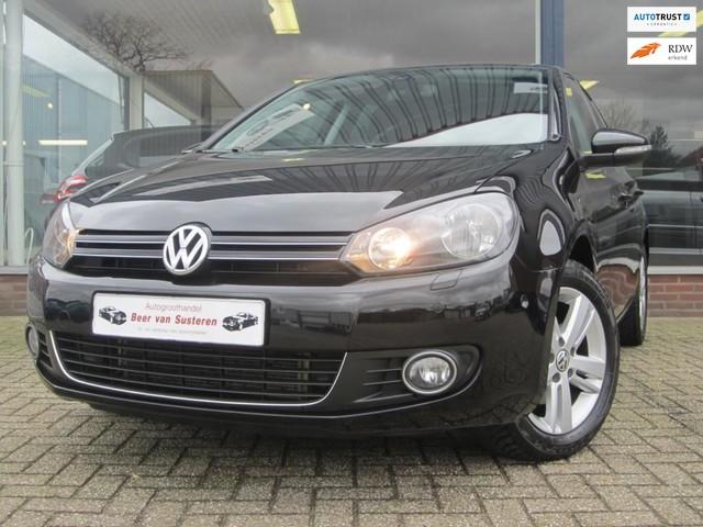 Volkswagen Golf 1.2 TSI Style 5 deurs Airco ecc MTF-stuur Parkeer assist Cruise Nieuwstaat Dealer OH