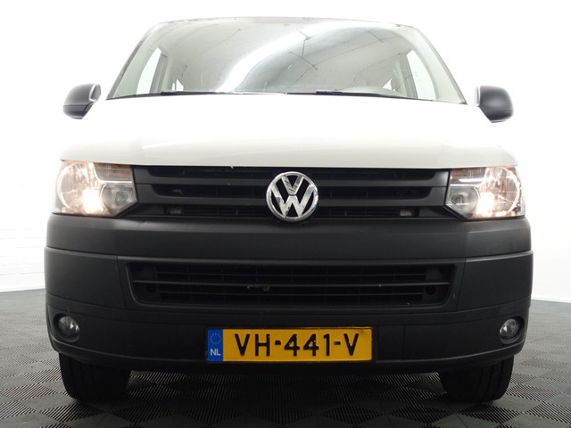 Volkswagen Transporter 2.0 TDI Edition Dubbel Cabine L2- Navi, Hleer, Airco, LMV-73dkm !
