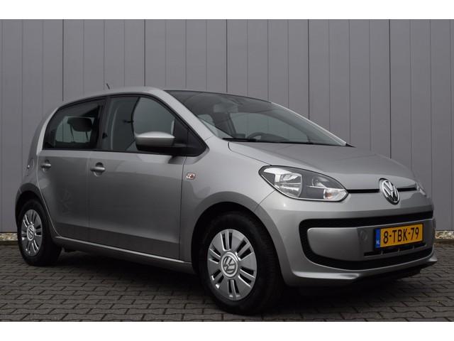 Volkswagen up! 1.0 Move Up! 5Drs BlueMotion Airco, Full Map Navi, Telefonie, Dealer Onderhouden!!