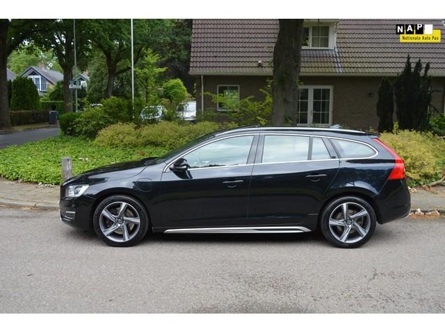Volvo V60 2.4 D6 AWD Plug-In Hybrid Summum leer navi dealer onderh schuifdak nap