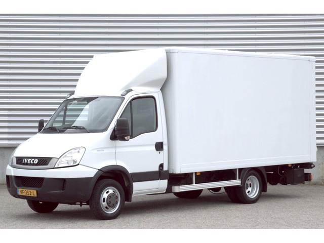 Iveco Daily 35 C 13 D 375 bakwagen met laadklep