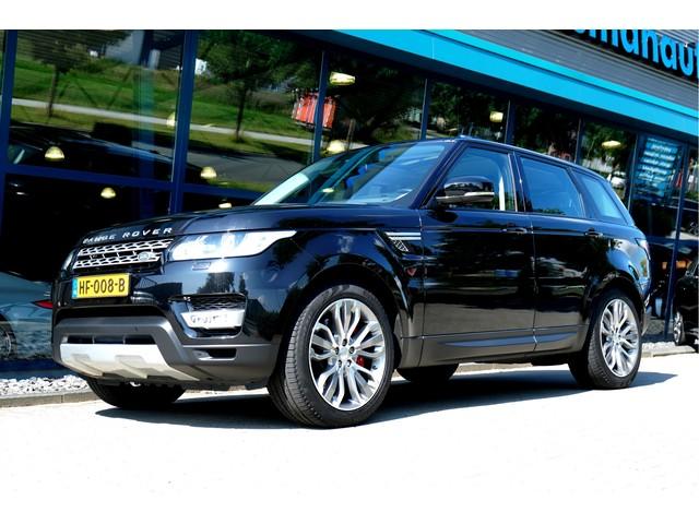 Land Rover Range Rover Sport 3.0 SDV6 225kW 306pk Aut8 HSE Dynamic CLIMA + CRUISE + ADAPT.BI-XENON + NAVI KLEUR + OPEN DAK + LEER + CAMERA + EL.TREKHAAK + TE