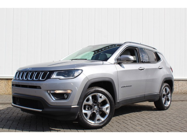 Jeep Compass 1.4 MultiAir 140pk Limited