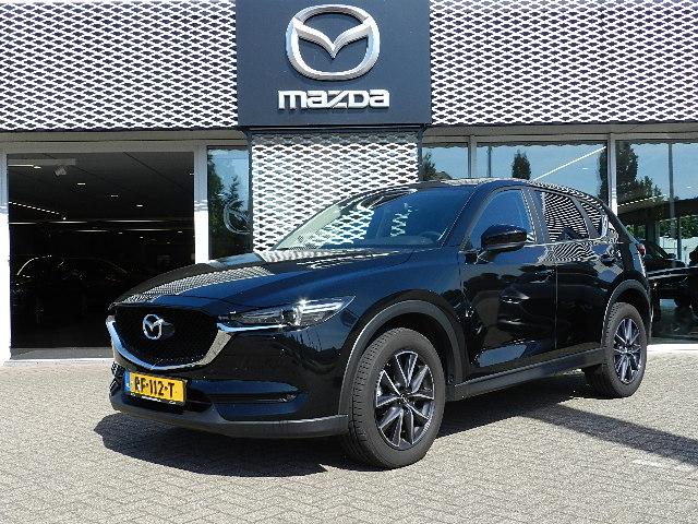 Mazda CX-5 2.0 SkyActiv-G 165 AUTOMAAT TS+   BOSE-LEER PACK   NAVI   19