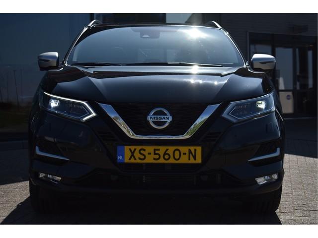Nissan QASHQAI 1.2 Tekna + Automaat, Leder, BOSE, Panoramadak, 360 Camera, Keyless Entry