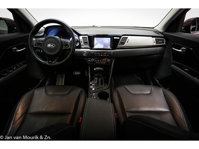 Kia Niro 1.6 GDi Hybrid ExecutiveLine | LEDER | NAVI | KEYLESS | CRUISE ADAPTIEF