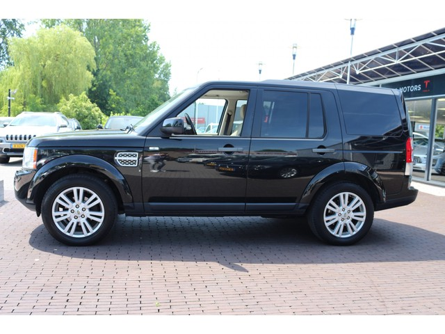 Land Rover Discovery 4 TDV6 HSE Commercial Leer Navi Luchtvering Xenon