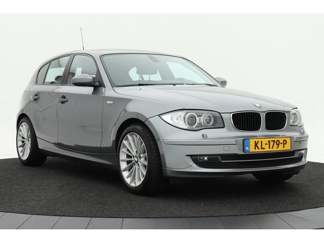 BMW 1 Serie 120i High Executive 5-drs   Navigatie   Xenon   Climate control   17 inch velgen
