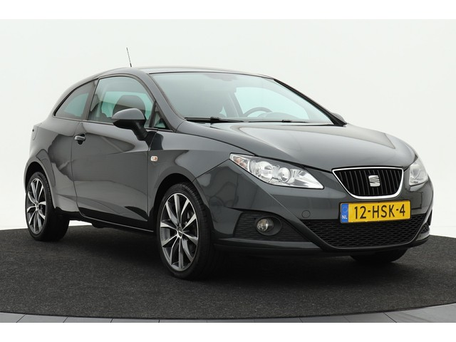 Seat Ibiza 1.4 Stylance | Climate control | 17 inch velgen | Cruise control | APK 03-2020