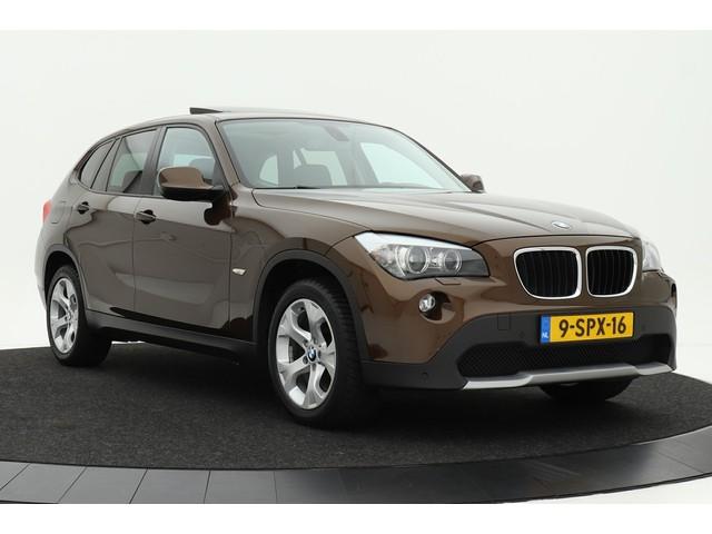 BMW X1 2.0d S-Drive Executive Aut.   Navigatie Prof.   Xenon   Schuifdak   Climate control   Trekhaak