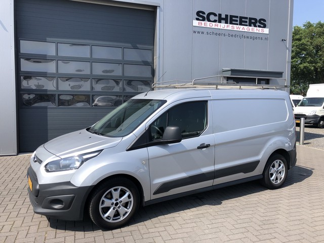 Ford Transit Connect 1.6 TDCI 95pk L2 Edition Airco