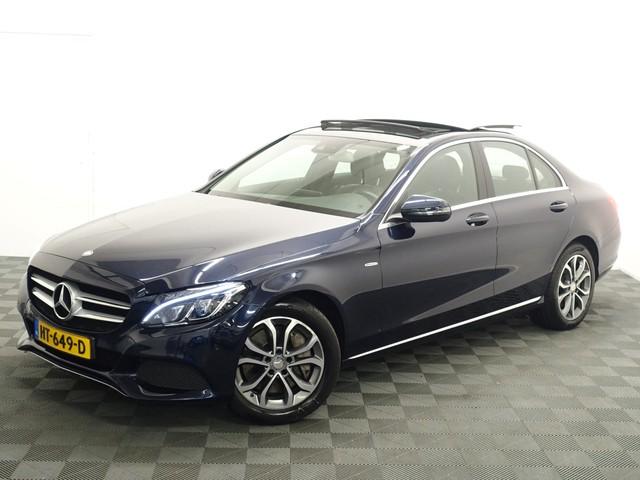 Mercedes-Benz C-Klasse 350 e Plug in Hybride AMG-Line aut, Panoramadak, Burmester, Full
