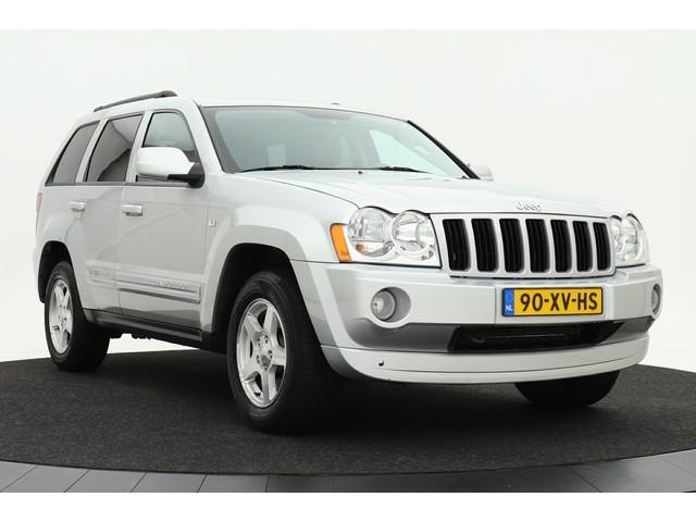 Jeep Grand Cherokee 3.0 V6 CRD Laredo Aut. | Navigatie | Leder Alcantara | Luchtvering | Airco | Trekhaak