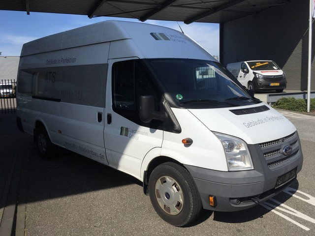 Ford Transit 350L 2.2 TDCI Jumbo 2.8t Trekvermogen