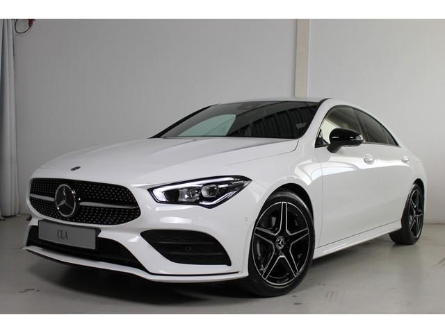 Mercedes-Benz CLA-Klasse 180 Advantage Line: AMG Automaat