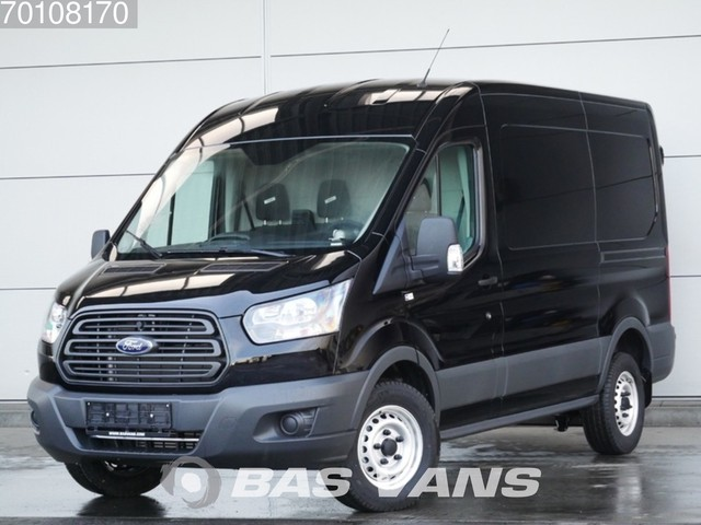 Ford Transit 350L Nieuw 130PK Airco 3 Zits Leren stuur L2H2 10m3 Airco Cruise