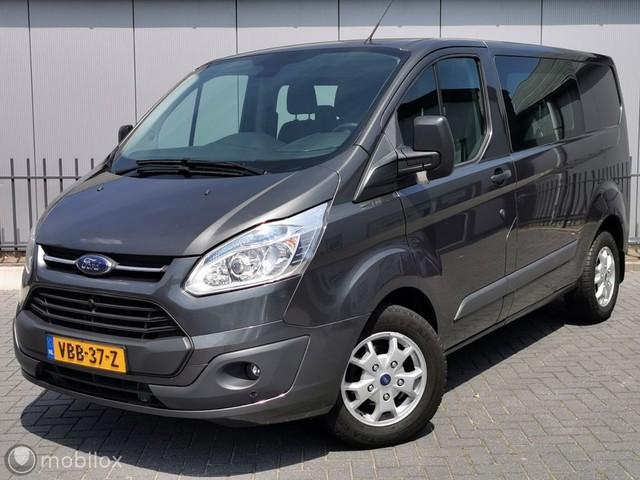 Ford Transit Custom 2.2 155pk Dubbel Cabine Trend compleet