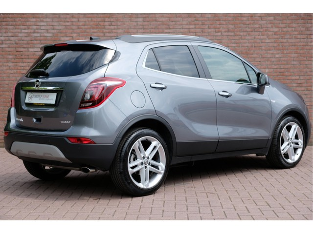 Opel Mokka X 1.4 Turbo 140pk Aut. Innovation | Navi | LED | Camera | Leder | Rijstrook sensoren