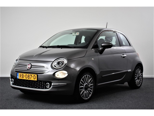 Fiat 500 1.2 Lounge (Airco Panodak Style Pack BlueTooth)