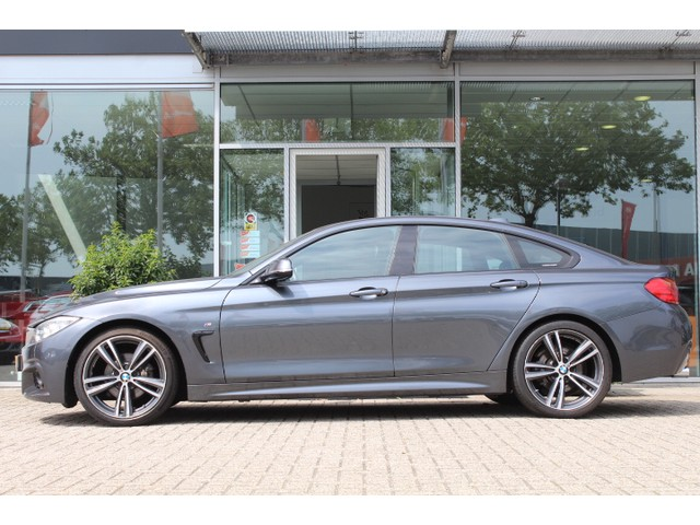 BMW 4 Serie 420IA Executive M-Sport, Automaat, Xenon, Leder, Navi