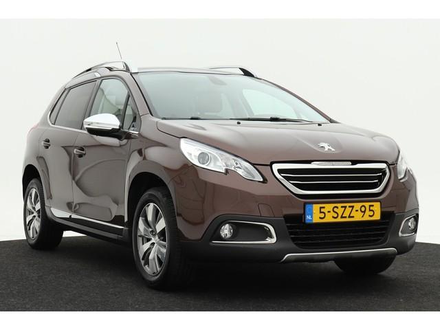 Peugeot 2008 1.2 VTi Allure Pack Aut. | Navigatie | Panoramadak | Leder | Climate control