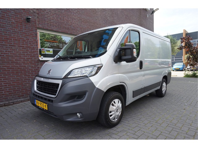 Peugeot Boxer 330 2.2 HDI L1H1 XR 3 Zit Navi Camera Airco Cruise Actie