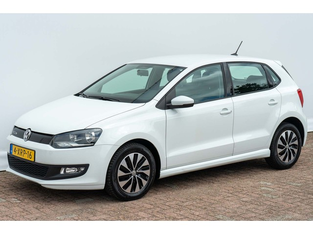 Volkswagen Polo 1.4 TDI 5drs. BlueMotion Comfortline Airco Navigatie Cruise control