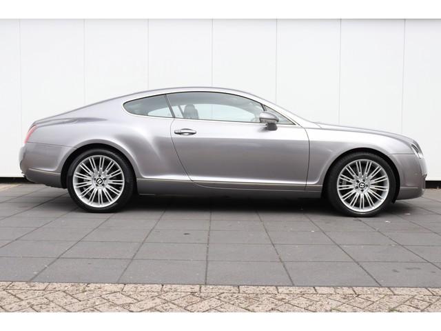Bentley Continental GT 6.0 W12 | 561 PK | NAVI | LEDER | CRUISE | CLIMATE | LMV |