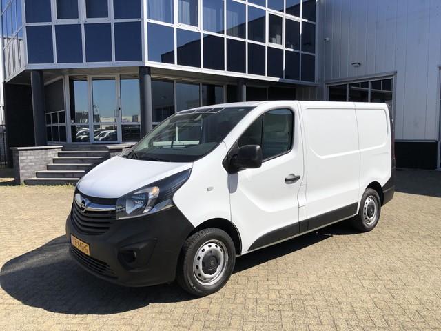 Opel Vivaro 1.6 CDTI L1H1 Edition Airco Navi Bluetooth Cruise Control
