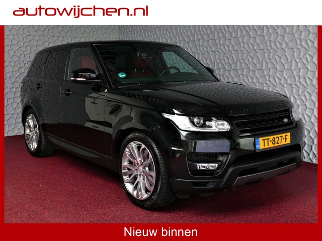Land Rover Range Rover Sport 3.0 TDV6 HSE DYNAMIC PANORAMA OXFORD LEATHER ROOD Nieuwprijs € 122.464.-
