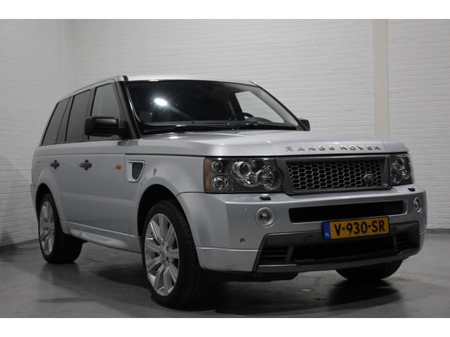 Land Rover Range Rover Sport 2.7 TDV6 190 pk HSE Grijs Kenteken Navi, Adapt. Cruise, Leder, Xenon