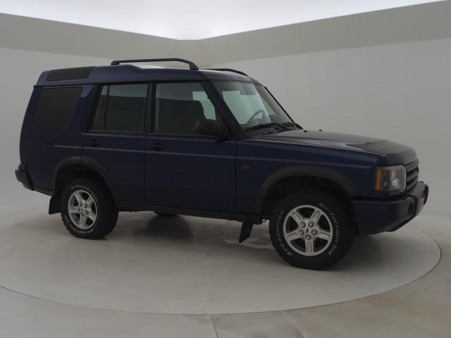 Land Rover Discovery 2.5 TD5 AUT. GRIJS KENTEKEN MARGE YOUNGTIMER