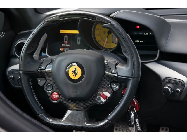 Ferrari F12 6.3 Berlinetta Capristo Carbonseats Led Passenger Display Aut7