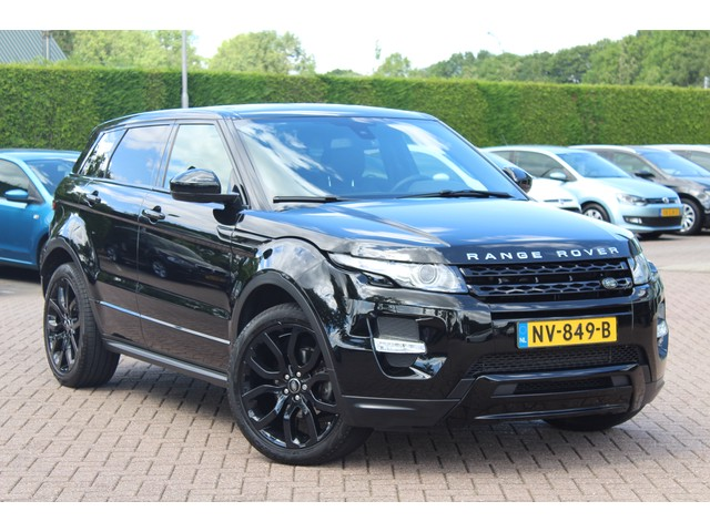 Land Rover Range Rover Evoque 2.2 TD4 4WD Dynamic BLACK PACK   68.010 km!   Camera   Trekhaak   20inch