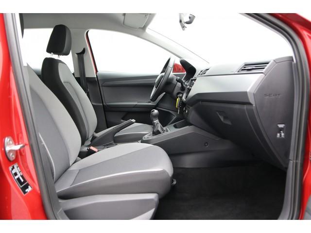 Seat Ibiza 1.0 MPI 75PK Style   Navigatie Full Link   Climatronic   Cruise Control   Front Assist   Multifunctioneel lederen stuurwiel   15