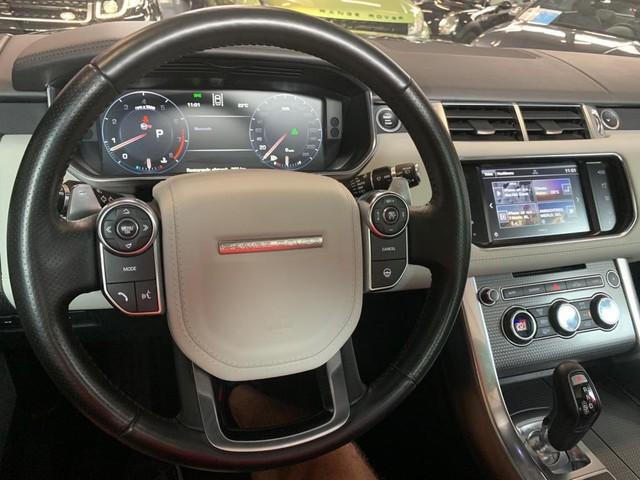 Land Rover Range Rover Sport 5.0 V8 Supercharged SVR PANODAK BLACK BLACK