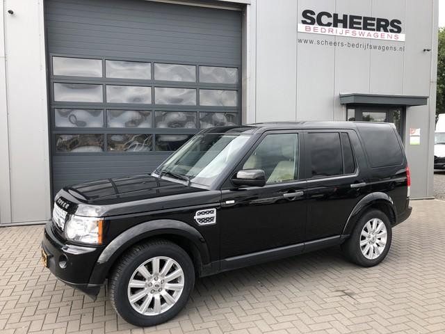 Land Rover Discovery 3.0 SDV6 256pk Aut8 HSE grijs kenteken