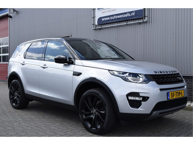 Land Rover Discovery Sport 2.0 TD4 Automaat 7 persoons navigatie, trekhaak, bluetooth, climate control,