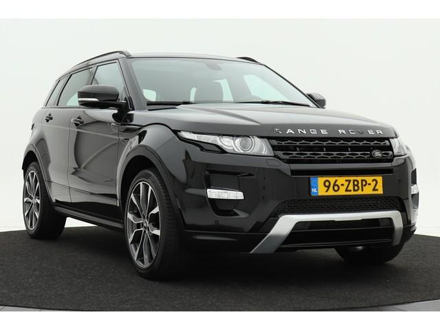 Land Rover Range Rover Evoque 2.2 eD4 Dynamic 5-drs | Panoramadak | Xenon | Leder | Navigatie | Stoelverwarming | Climate control